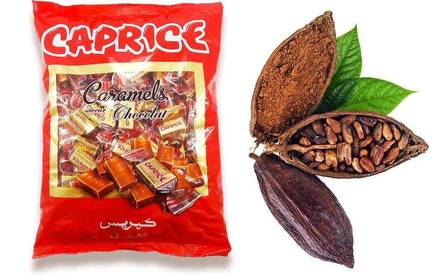 CAPRICE GOÛT CHOCOLAT