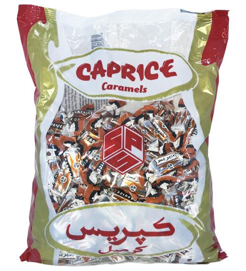 caramel réglisse caprice paquet-ancien