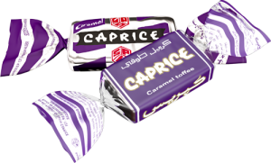 CAPRICE GOÛT TOFFEE