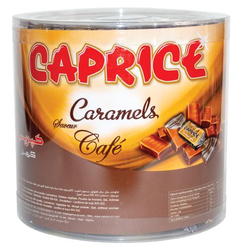 boite caramel café