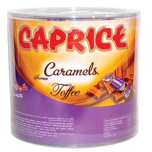 boite caramel toffee