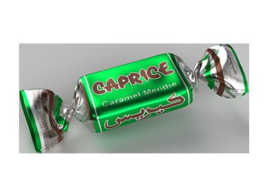 caramel menthe