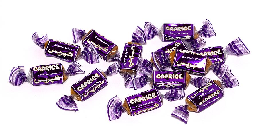 amas bonbons caprice toffee