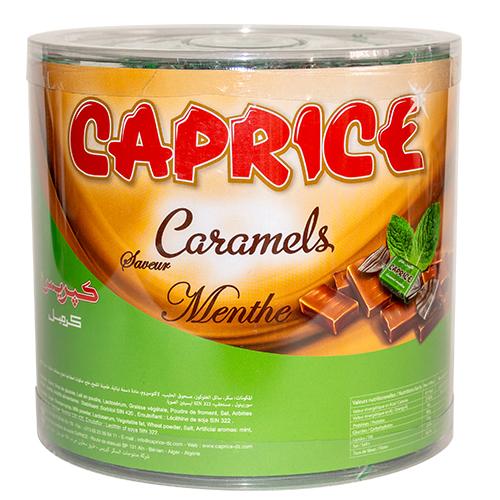 boite caprice caramel premium café