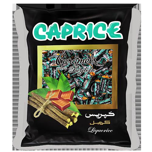 sac caprice premium réglisse