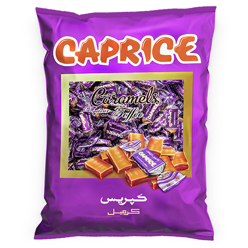 sac premium caramel toffee