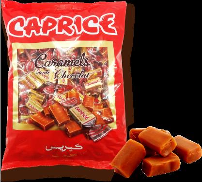 sac caprice chocolat premium