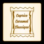 caramel classique icone
