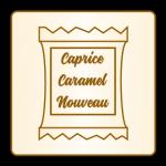 caprice caramel nouveau icone